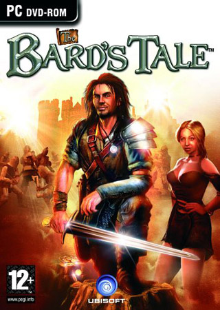 Похождения Барда / The Bard's Tale (PC/RePack/Full RU)