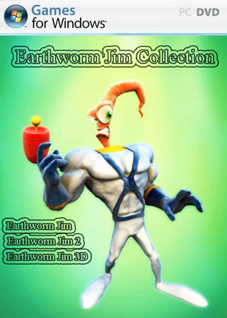 EarthWorm Jim Антология (Repack)