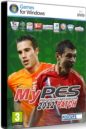 MyPES 2012 PATCH 3.0 (PC/2012/RU)