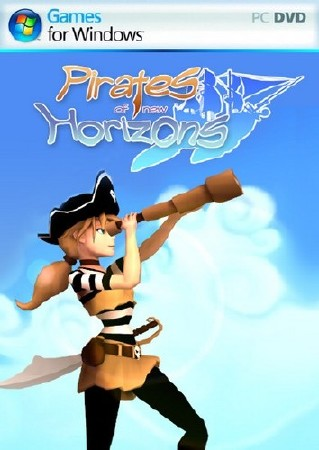 Pirates of New Horizons (2010/Eng)