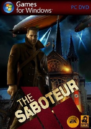 The Saboteur (2009/RUS/ENG/RePack by UltraISO)
