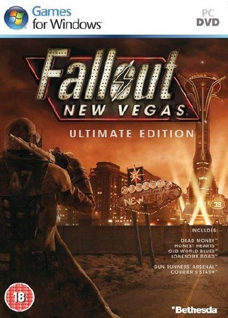 Fallout: New Vegas - Ultimate Edition (2012/Rus/Eng/Repack by Dumu4)