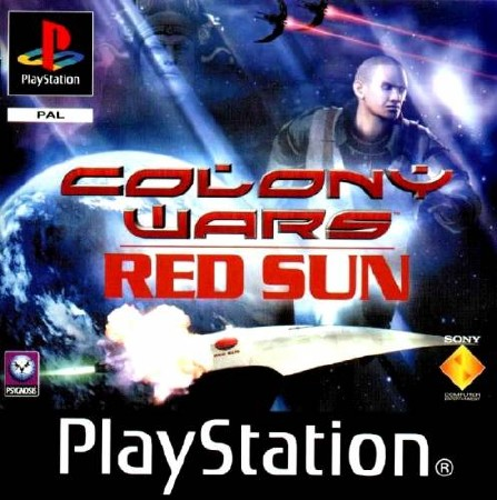 Colony Wars Red Sun (Sony Play Station)