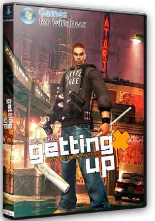 Marc Ecko's Getting Up: Contents Under Pressure (2006/PC/RUS/Repack by R.G. Crisis)
