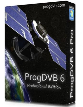 ProgDVB Professional Final 6.63.10, Multi/Rus