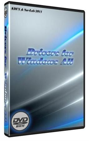 Drivers for Windows All by KDFX & SamLab v.1.0 (2011/RUS)