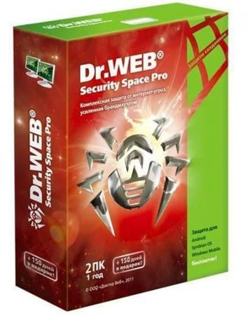Dr.Web Security Space v 7.0.0.07201 Beta