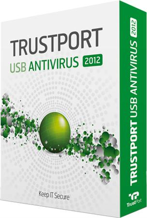 TrustPort USB Antivirus 2012 12.0.0.4790 Final