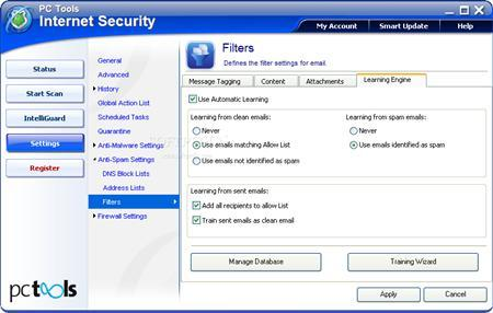 PC Tools Internet Security 2011 8.0.0.655 Final