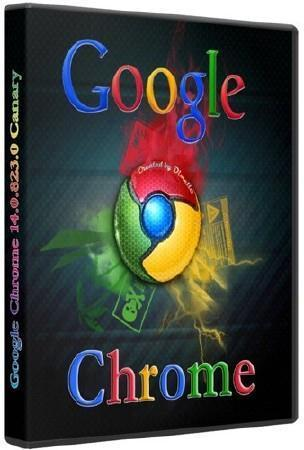 Google Chrome 14.0.823.0 Final Canary