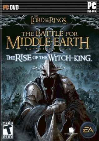 The Lord of the Rings: The Battle for Middle-earth II v.1.06 (2007/RUS/RePack by RG Kritka Packers)
