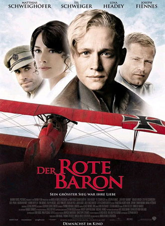 Красный барон / The Red Baron / Der Rote Baron (DVDRip/746)