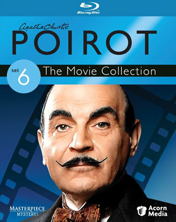 Agatha Christie's Poirot: Three Act Tragedy (2010/HDTVRip/1.37)