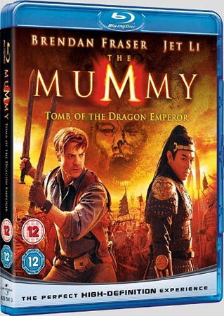 The Mummy: Tomb of the Dragon Emperor (HDRip/2.18)
