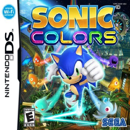 Sonic Colors (MULTI6/EUR/2010/NDS)