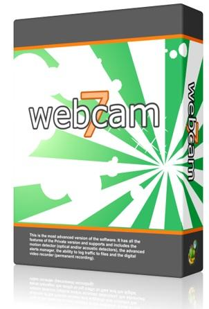 Webcam 7 PRO 0.9.9.32 Build 35610 (ML/Rus)