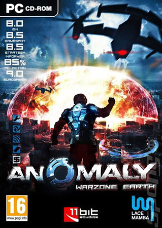 Anomaly: Warzone Earth (PC/2011/MULTi6|RUS)
