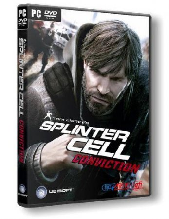 Tom Clancy's Splinter Cell: Conviction (2010/RUS/v 1.04/RIP by RG Packers)