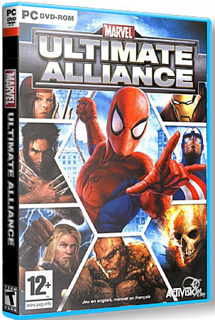 Marvel Ultimate Alliance / Марвел: Непобедимый альянс (2006/RUS/RePack By RG Packers)