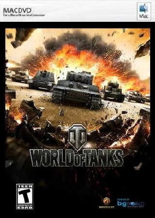 World of Tanks (2010/MacOS/ENG)