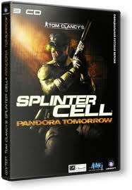 Tom Clancy's Splinter Cell: Pandora Tomorrow v.1.3 (2004/Rus) Lossless RePack от R.G. Element Arts