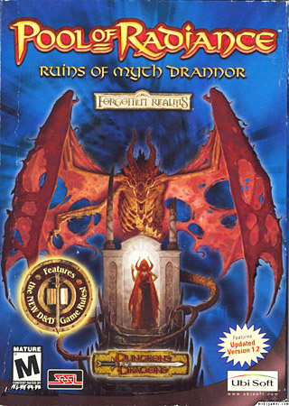 Pool of Radiance: Ruins of Myth Drannor (FULL RU)