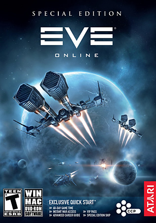 EVE Online: Incarna 1.1 v.288329 (PC/2011/Multi)