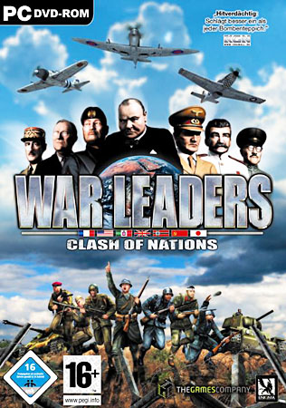 War Leaders: Clash of Nations 1.3 (RePack Pilotus/RUS)