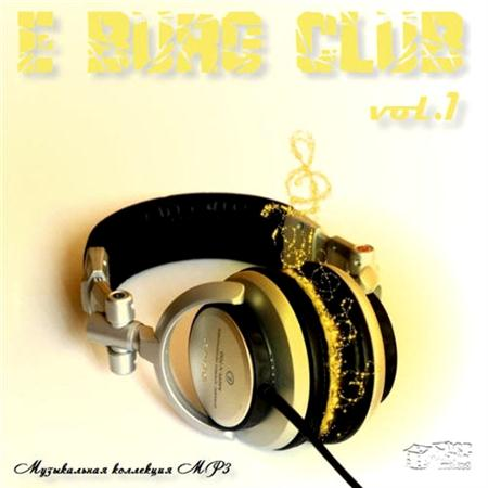 E-Burg CLUB vol.1 (2011)