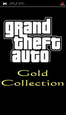 Grand Theft Auto Gold Collection (2006-2010/PSP/RUS)
