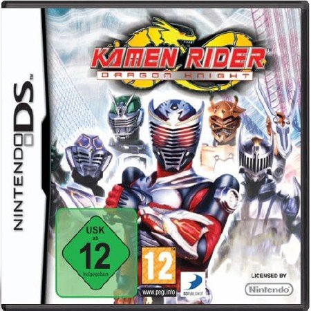 Kamen Rider: Dragon Knight (ENG/USA/2009/NDS)