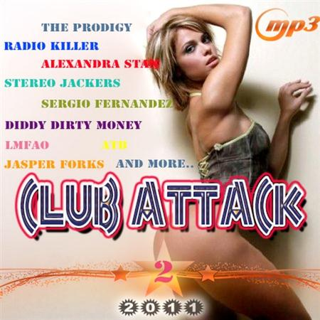 Club Attack vol. 2 (2011)