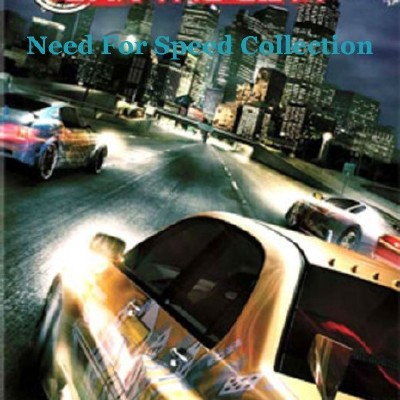Need For Speed Collection (2005-2010/PSP/RUS)