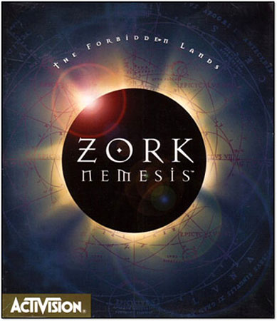 Zork Nemesis: The Forbidden Lands (PC/RUS)