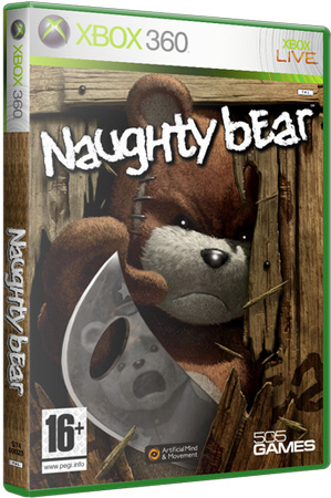 Naughty Bear Gold Edition (XBOX360/PAL/MULTi5)