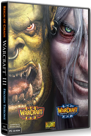 Warcraft 3 Reign Of Chaos / The Frozen Throne / Patch 1.26 + Switcher