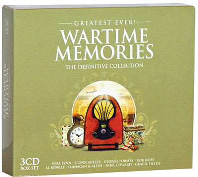Greatest Ever Wartime Memories - The Definitive Collection