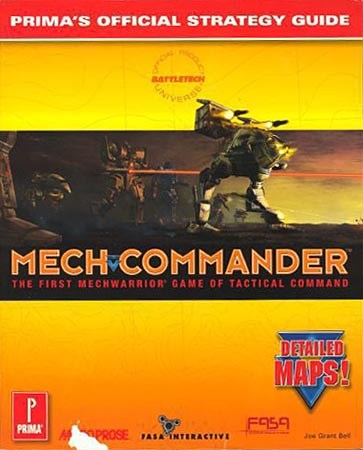 MechCommander Gold (PC/RUS)