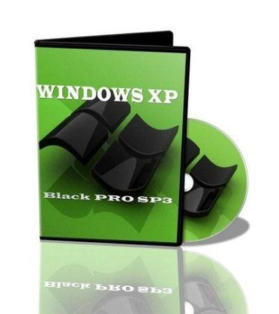 Windows XP Black PRO SP3 September 2011 (ENG+RUS)