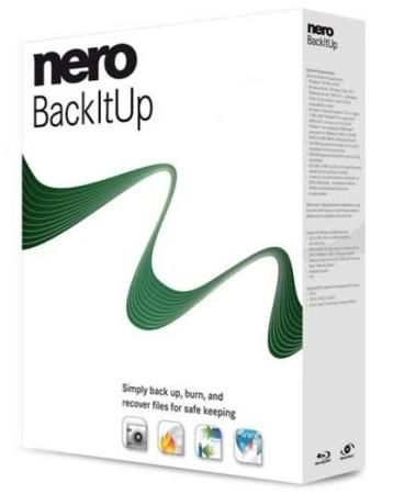 Nero BackItUp 11.0.10300 (ML/RUS)