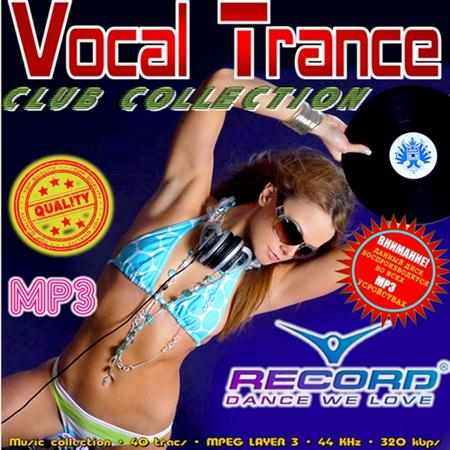 Vocal Trance. Club Collection (2011)