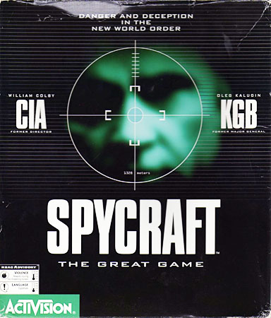 Spycraft: The Great Game (RePack Pilotus)