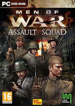 Men Of War. Assault Squad v 1.96.6 (PC/RePack Fenixx/RUS)