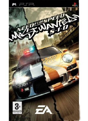 Need for Speed: Most Wanted 5-1-0 (FullRip/PSP/CSO/RUS/2006)