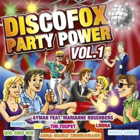 Discofox Party Power Vol.1 (2011)