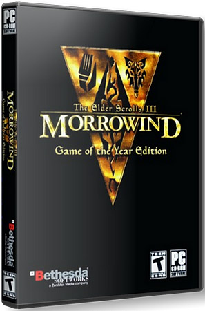 The Elder Scrolls III: Morrowind Game of the Year Edition + Morrowind Overhaul 1.3 (2011)