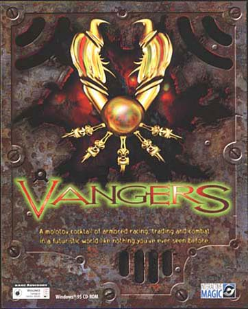 Вангеры / Vangers: One For The Road (PC/RUS)