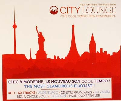 City Lounge 8: The Cool Tempo New Generation (2011)
