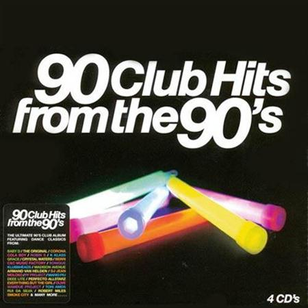 90 Club Hits from the 90's (2007)