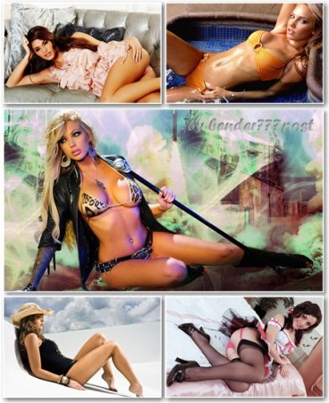 Wallpapers Sexy Girls Pack №413